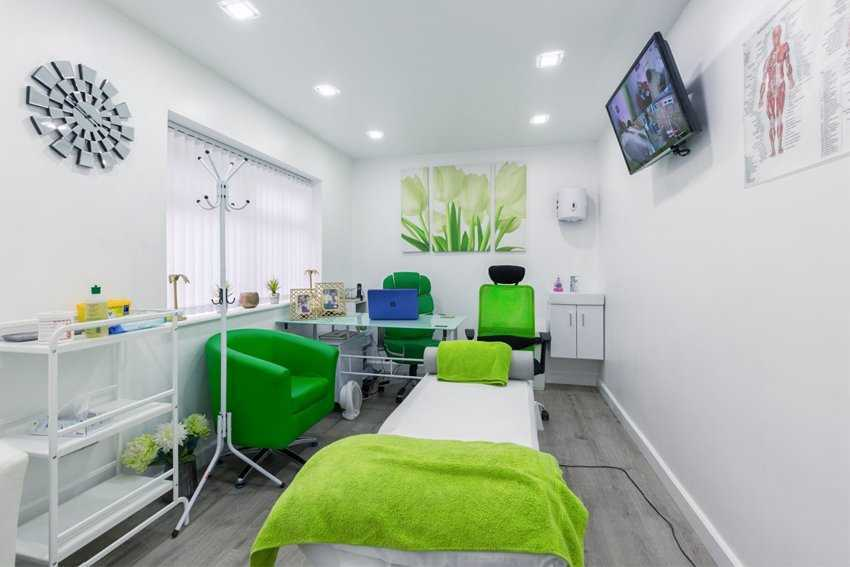 CT Clinic Manchester Pain Treatment