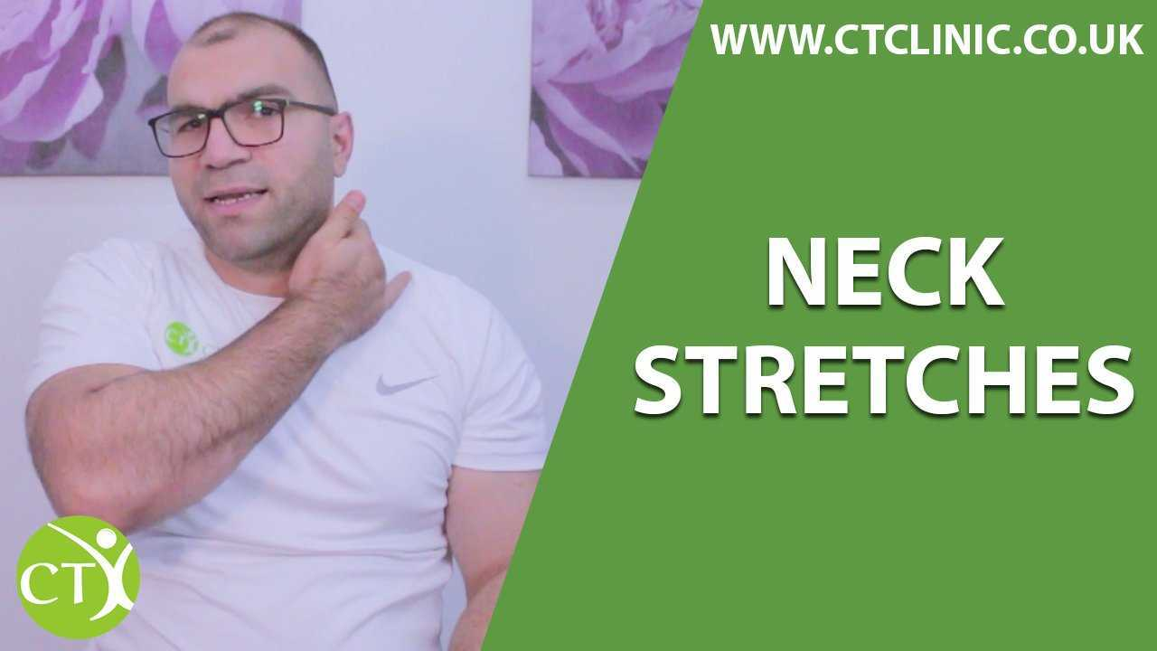Neck Stretches CT Clinic