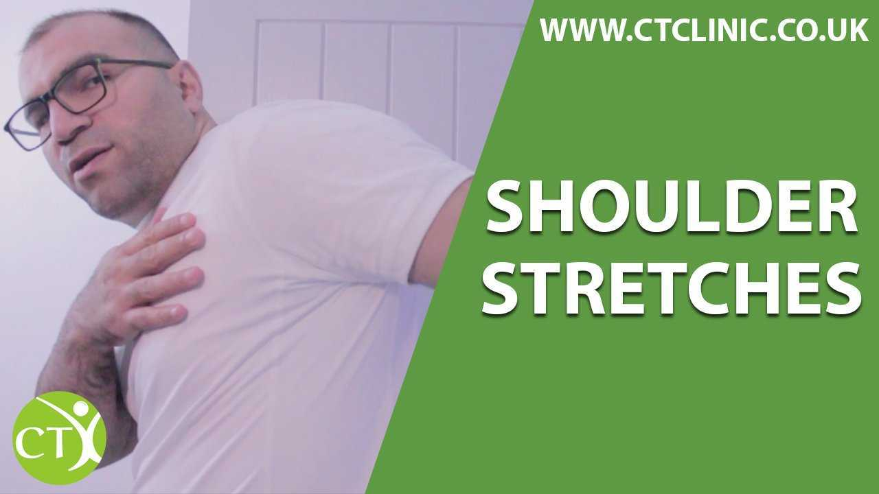 Shoulder Stretches CT Clinic