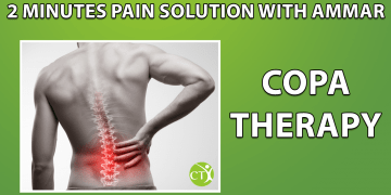 COPA Therapy – 2 minutes Pain Solution with Ammar