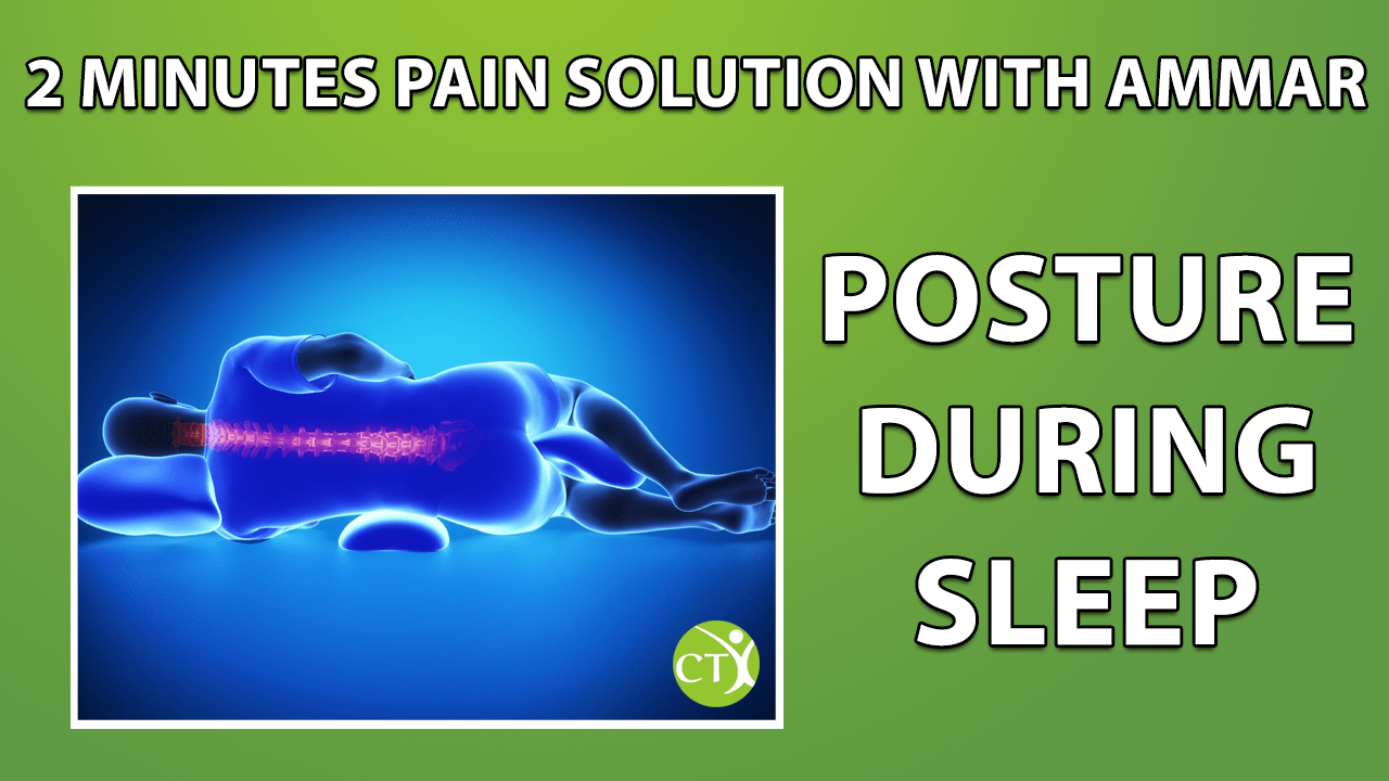 Posture During Sleep