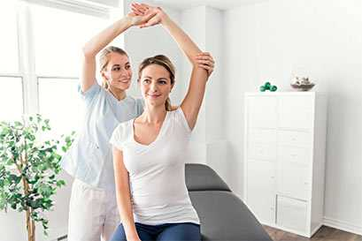 Physiotherapists in Manchester