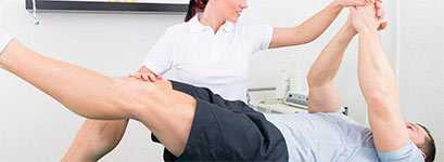 Physiotherapy at CT Clinic