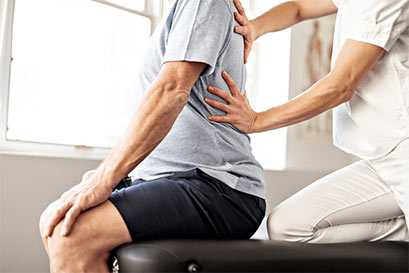 Registered Professional Physiotherapists