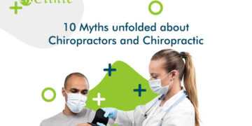 10 Myths unfolded about Chiropractors and Chiropractic