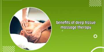 Benefits of deep tissue massage therapy.