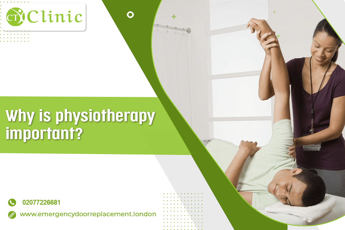 Why is physiotherapy important?
