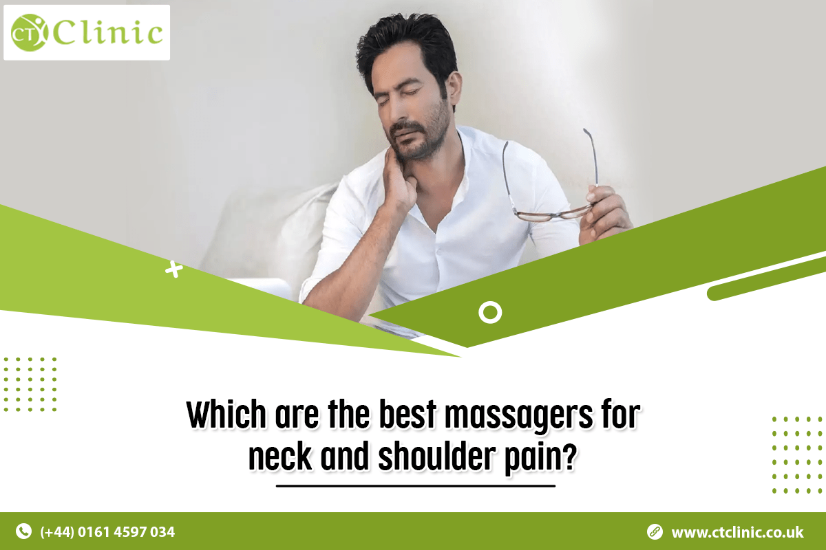 Which are the best massagers for neck and shoulder pain?