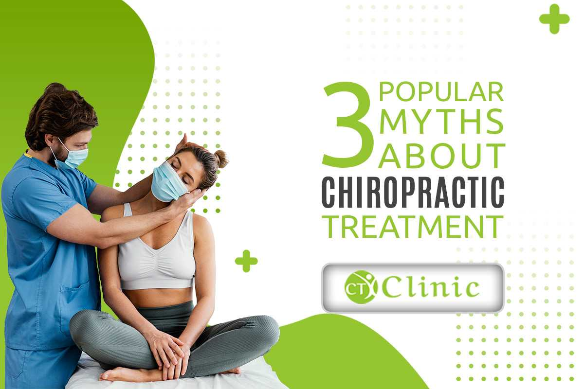 3 Popular Myths About Chiropractic Treatment
