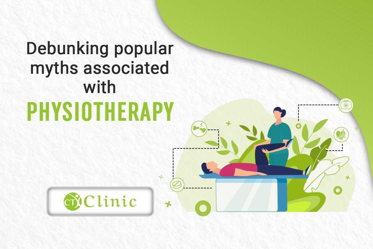 Debunking Popular Myths associated with Physiotherapy